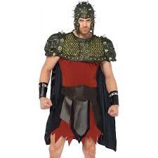 Mens Steampunk Halloween Costumes Centurion Warrior Mens Roman Soldier Costume Halloween Costumes