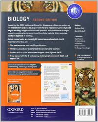 ib biology course book oxford ib diploma programme ib course