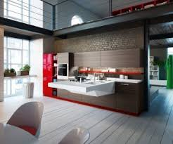 modern interior design kitchen lofty interior design for kitchen modern italian kitchens from