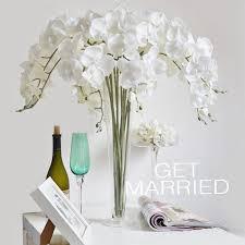 White Orchid Flower The 25 Best White Orchid Centerpiece Ideas On Pinterest Wedding