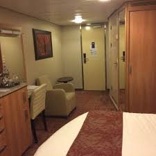 Celebrity Solstice Floor Plan Interior Stateroom Cabin Category 10 Celebrity Solstice