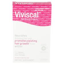 viviscal extra strength hair dietary supplement tablets 60 ct