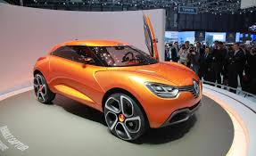 renault orange 2011 concept cars renault captur concept at 2011 geneva auto