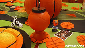 March Madness Decorations Michelle Paige Blogs Basketball Party March Madness