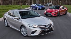 latest toyota 2018 toyota camry debuts in australia from rm86k