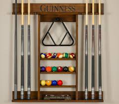 American Heritage Pool Tables American Heritage Guinness Pool Table Accessory Rack Beyond Stores