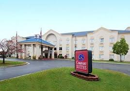 Comfort Suites Marion Indiana I 69 Hotels Motels Indiana Roadnow
