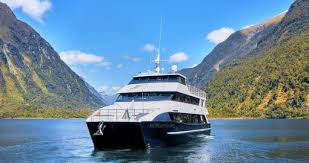 Fiordland Discover Luxury Cruise New Zealand Vacation