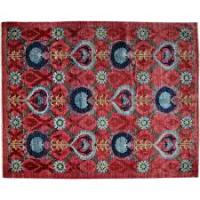 11 X 11 Area Rug Vibrance Overdyed Wool Area Rugs Solo Rugs