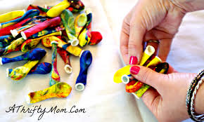 kids crafts diy balloon barrettes1 a thrifty mom recipes