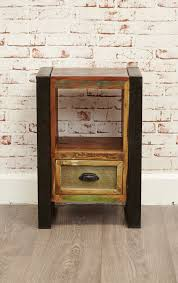 new baudouin lamp table bedside cabinet shabby chic vintage