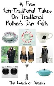 a few non traditional takes on traditional s day gifts
