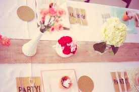 how to throw a shabby chic bridal shower archd