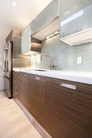 horizontal top kitchen cabinets modern kitchen cabinetry frameless overlays horizontal