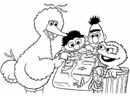 sesame street coloring pages alphabet r coloringstar