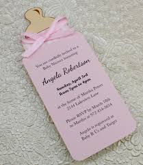 glamorous handmade baby shower invitation ideas 19 about remodel