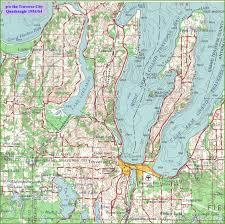 P Fmsig 1948 U S Railroad Atlas by Bay City Mi Railfan Guide Portland Traffic Map