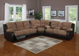 Theater Sofa Recliner Best Home Theater Sofa Recliner With Sofas Image 2 Of 15