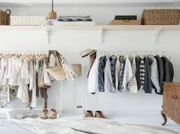 Wardrobe Ideas Open Closet Ideas Chic And Modern Open Closet Ideas For