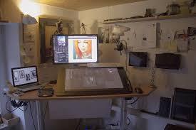 ergotron lx hd wall mount swing arm wacom 27qhd ergotron arm desktop hacks ars fantasio
