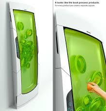 design fã r nã gel appliances tuesday refrigerator robot and drawers