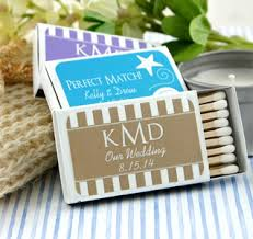 wedding favor matches personalized matches personalized wedding matches