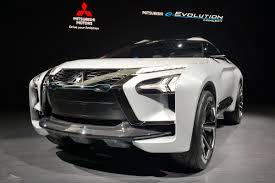 mitsubishi evolution 2018 new mitsubishi e evolution concept unveiled at tokyo show auto