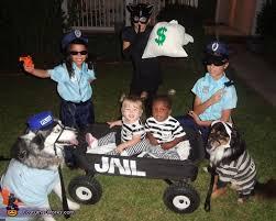Tow Mater Halloween Costume Cops U0026 Robbers Halloween Costumes