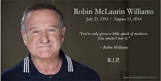 memorial cards for funeral robin williams dies aged 63 memorial funeral stationery