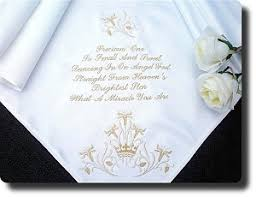 christening blanket personalized baptism shawl in white satin