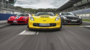 nissan gtr vs porsche 911 speed week corvette z06 vs ferrari 458 speciale vs nismo gt r