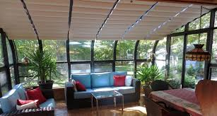 solarium sunroom sunroom shades and solarium shades by thermal designs inc