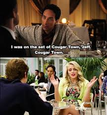 Cougar Town Memes - sitcom community didn t get the proper attention it should ve