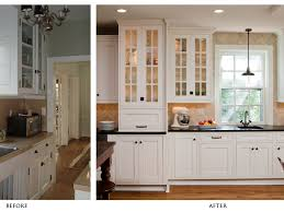 Before And After Kitchen Remodel Interior Cosy Kitchen Remodel Before And After Stunning