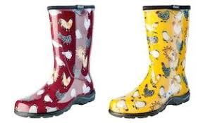 groupon s boots sloggers s waterproof gardening boots groupon my