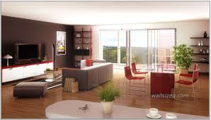 perfect modern studio type apartment design 9793