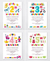 birthday invitations for kids birthday invitations for kids with