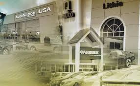 lexus dealer bryan texas big dealer groups split on used car ventures