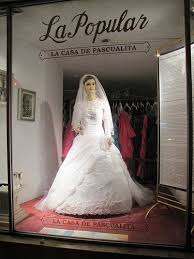 Bridal Shop Bridal Shop In Mexico May Be Using A Corpse As A Mannequin