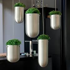modern hanging planters hanging planters indoor contemporary cynthia ajill