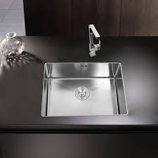 dessin evier cuisine cuisine évier encastré à la brossé sans soudure 304 en acier
