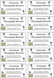 card a4 business card template