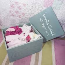 wooden baby keepsake box 22 best large baby keepsake boxes images on baby