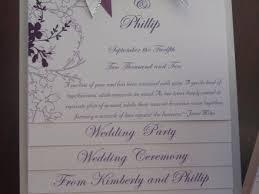 layered wedding programs 21 layered wedding program template layered pocket wedding