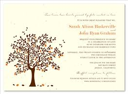apple tree wedding invitations on plantable paper by foreverfiances