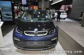 2018 bmw i3 front at iaa 2017 indian autos blog