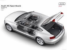 audi a5 sportback 2010 pictures information u0026 specs
