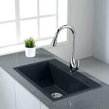 black undermount kitchen sink black undermount kitchen sink granite composite kitchen sink black