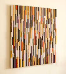 large wood wall custom wood decor reclaimed wood