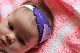 how to make baby flower headbands diy baby feather headband create celebrate